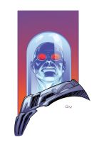 Mr Freeze Sketch by GIO2286