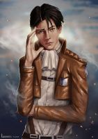 Levi by tesorone