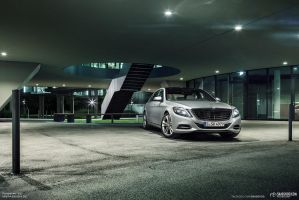 20140807 Mb S350 Long Mbpassion 006 M by mystic-darkness
