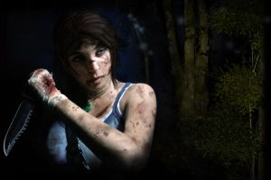 Tomb Raider Contest - Lara Begins by hikari-studio