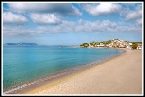 Finikounda-Greece by StamatisGR