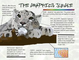 Graphics Jungle by StCoraline