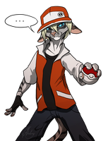 Trainer RED by Chaluny