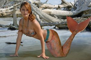 Mermaid Ivette by sirenabonita