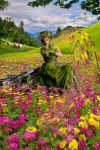 Queen of Spring by lakeglenmiss