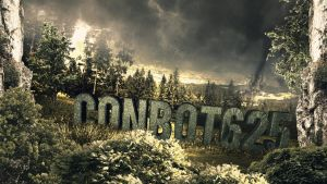 Desktop BG For CONBOT625 by xFrozenArtz