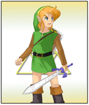 A Link from the past by Sallymon