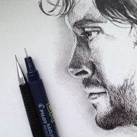 Will Graham by livia-carica