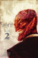 VENT - Sci Fi - Cover 2 by mthemordant