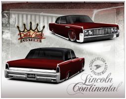 1964 Lincoln Continental by ZeROgraphic