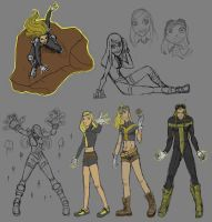Terra sketches by Odysseus-UP