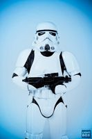 imperial Stormtrooper by ZimmerAuditore