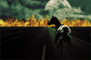 Highway to Hell by jcspenny
