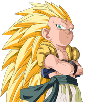 Gotenks SSJ3 by MrGekon