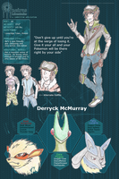 PDL Application: Derryck McMurray by SilentPromenade