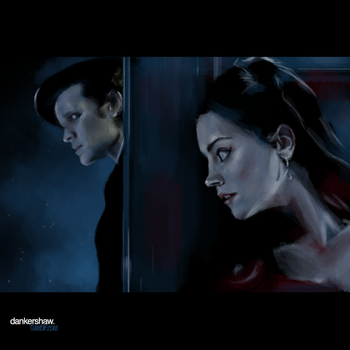 Doctor Who   2012 Christmas Special by dankershaw