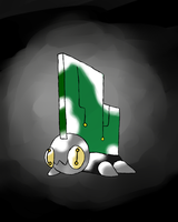 Fakemon -  ??? Chipug by IceTrainer