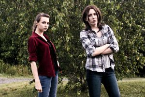 Samantha and Deanna Winchester by SomewhatSavvy