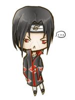 Chibi Itachi by yuna-chicky-yummy