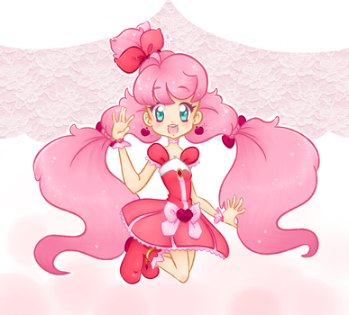 Cure Ruby! by theluckyangel