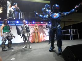 Comikaze Expo 2014: Cosplay Contest 30 by iancinerate