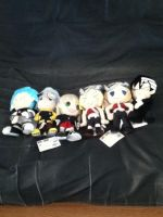 Soul Eater Plushies by kaitolova