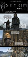 Skyrim: Home edition (part I.) by Nerissien