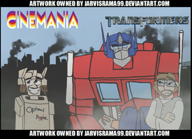 TRANSFORMERS REVIEW TCARD by Jarvisrama99