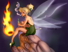 Tinkerbell by DocSinistar
