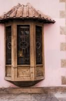 Castle window by joseluissoto
