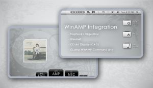 12.7.08 diy winamp integration by hotiron