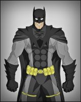 Batman - Earth 2 - The New 52 by DraganD