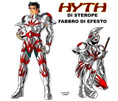 Hyth di Sterope by FaGian