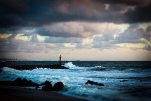 Just Another Lighthouse by MiGustae
