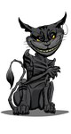 Cheshire Cat by Shadowgirl416