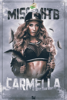 Carmella - Miss Mitb by Sjstyles316