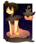 Pumpkaboo by Painted-Heart