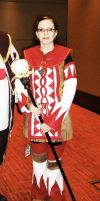 White Mage Relic Cosplay by Fyzgigg