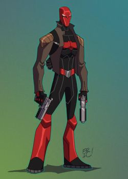 Red Hood by EricGuzman