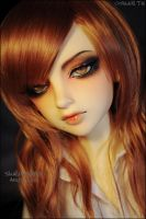 Face-up: Crobidoll Tei - 1 by asainemuri