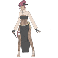 Female Naruto Adoptable 2 ~SOLD~ by BayneezOne