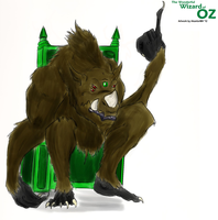 OZ, The Great and Terrible's Fourth Form by HewyToonmore