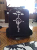 Full Metal Alchemist hat by AbsyntheMyndedArt