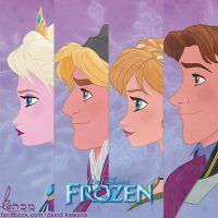 Disney's FROZEN by David Kawena by davidkawena
