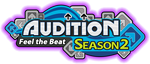 AuditionEU - Season 2 Logo by alaplaya