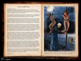 Rust ~ Chap. 1 Welcome to Stratfield College by CeeAyBee