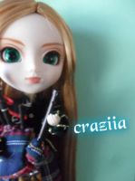 pullip craziia by loekie3