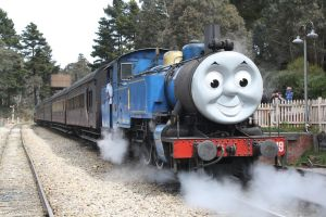 Thomas Lets off Steam by Beatleboysam
