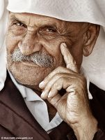 Elder Druze by RoieG