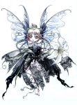 fairy goth mother by chicharon
